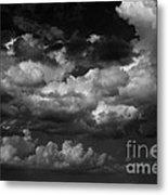 Storm Clouds 1 Metal Print
