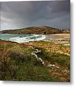 Storm Clouds Over Crookhaven Metal Print