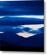 Storm Metal Print by Kevin Bone