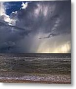 Storm Rider Metal Print by Nick  Shirghio