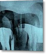 Storm Shadows Metal Print