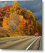 Stormin' Through Pennsylvania 2 Metal Print