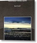 Stormy Morning Series Photobook Metal Print