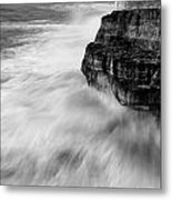 Stormy Sea 1 Metal Print
