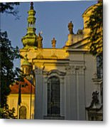 Strahov Monastery - Prague Metal Print