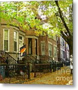 Windsor Terrace Metal Print