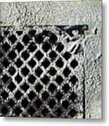 Streets Of Coronado Island 12 Metal Print