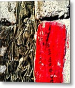 Streets Of Coronado Island 32 Metal Print