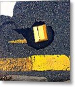 Streets Of Coronado Island 34 Metal Print