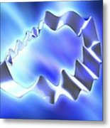 String Theory, Artwork Metal Print