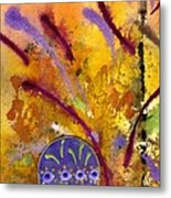 Strokes Of Love Metal Print