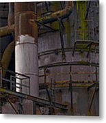 Structure.1603 Metal Print
