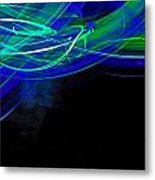 Stuck On Replay 8 Metal Print by Cyryn Fyrcyd