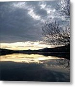 Stunning Tranquility Metal Print by Will Borden