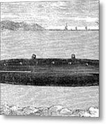 Submarine, 1852 Metal Print