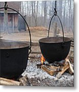 Sugar Shack Metal Print