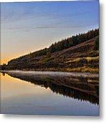Suilven Across Loch Craggie Metal Print