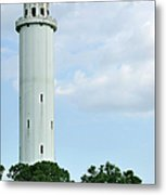 Sulfur Springs Water Tower Metal Print
