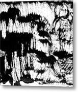 Sumi-e 120726-3 Metal Print