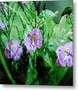 Summer In The Air  Metal Print