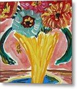 Summer Season 2012 Blooms Metal Print