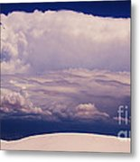 Summer Storms Over The Mountains 2 Metal Print