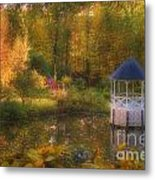 Summer's Whisper Metal Print
