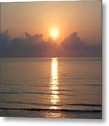 Sun Rise 2 Metal Print