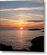 Sun Up On The Up Metal Print