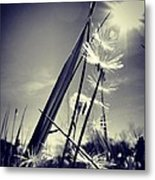 Suncatcher - Instagram Photo Metal Print