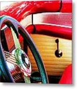 Sunday Driver Metal Print