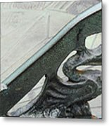 Sundial Metal Print by Mark Holbrook