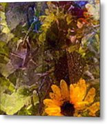 Sunflower 12 Metal Print