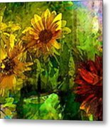 Sunflower 4 Metal Print