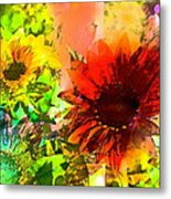 Sunflower 5 Metal Print