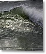Sunlight And Waves 2 Metal Print