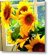 Sunny In Md 1 Metal Print