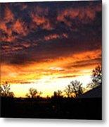 Sunrise 01 05 12 Metal Print