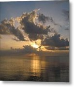 Sunrise From Indianola Metal Print