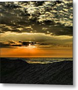Sunrise Over Assateague II Metal Print