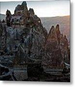 Sunrise Over Cappadocia Metal Print