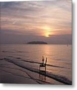 Sunrise Metal Print by Ron Smith