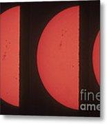 Suns Northern Hemisphere Metal Print