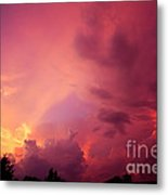 Sunset Color Metal Print