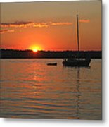 Sunset Cove Metal Print