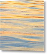 Sunset Reflected - Cooper River Charleston South Carolina Metal Print