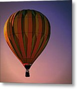 Sunset Tranquility  Metal Print
