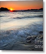Sunset Uncovered Metal Print