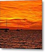 Sunset Xix Metal Print