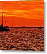 Sunset Xxii Metal Print
